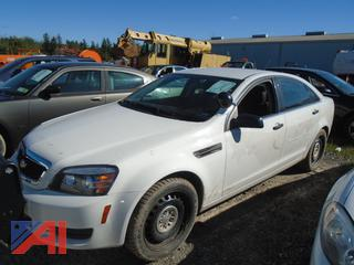 2015 Chevy Caprice 4DSD