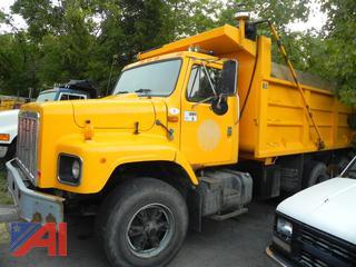 1997 International 2674 Dump Truck