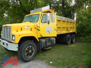 1986 International F2574 Dump Truck