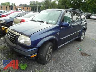 (#8) 2003 Suzuki XL-7 SUV