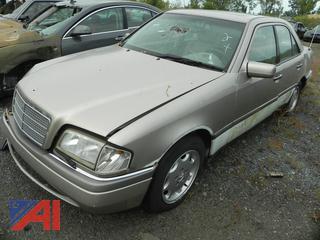 (#2) 1997 Mercedes-Benz C-Class 4 Door Sedan