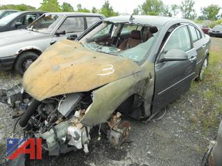 (#3) 2008 Saturn Aura XR 4 Door Sedan