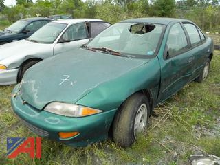 (#7) 1997 Chevy Cavalier LS 4 Door Sedan