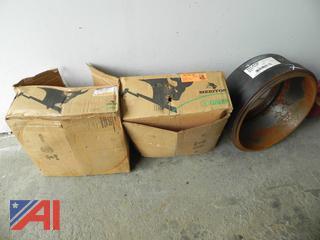(#7) Various Brake Parts, New/Old Stock