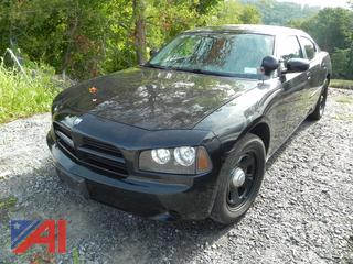 2010 Dodge Charger 4 Door/Police Vehicle