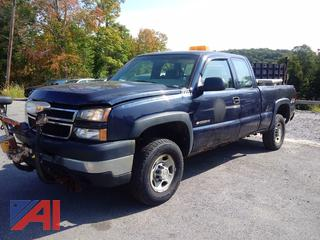 2006 Chevy Silverado 2500HD Pickup Truck