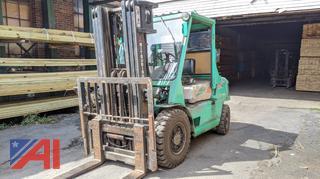 Mitsubishi FD35 Forklift