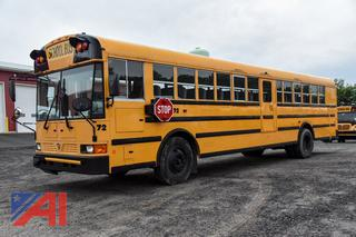 2012 International RE300 School Bus