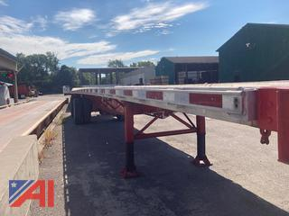 1996 Great Dane 96' x 45' Semi Trailer