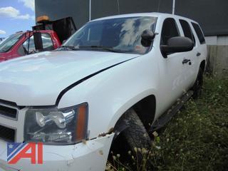 2009 Chevy Tahoe SUV/Police Vehicle