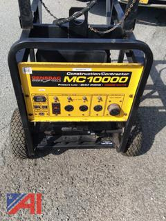 Generac MC10,000 Construction Generator