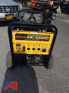 Generac MC10000 Construction Generator