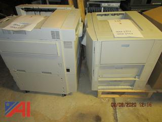 Lot of Various Printers