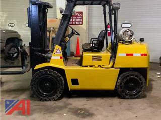 Hyster H80XL 8,000 lb. Pneumatic Forklift