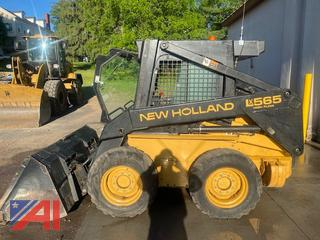 1999 New Holland LX565 Skid Steer