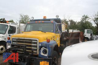 1985 International 1954 Dump Truck with Sander