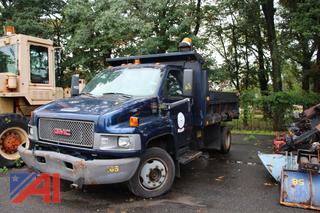 2004 GMC 5500 Dump Truck