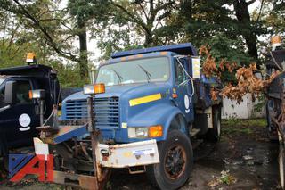 1995 International 4700 Dump Truck