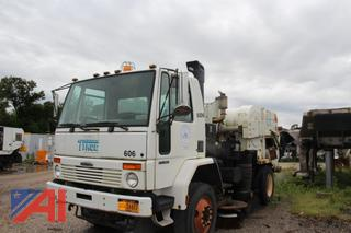 2006 Freightliner/Tymco Sweeper