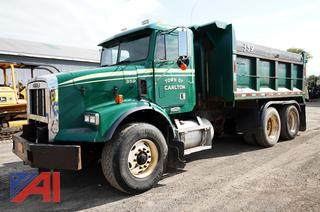 1998 Freightliner 10 Wheel Dump Truck