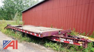 Trail King TK-40 Trailer with Ramps