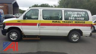 2010 Ford E150 XL Full Size Van