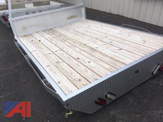 Steel & Wood Truck Bed-NEW