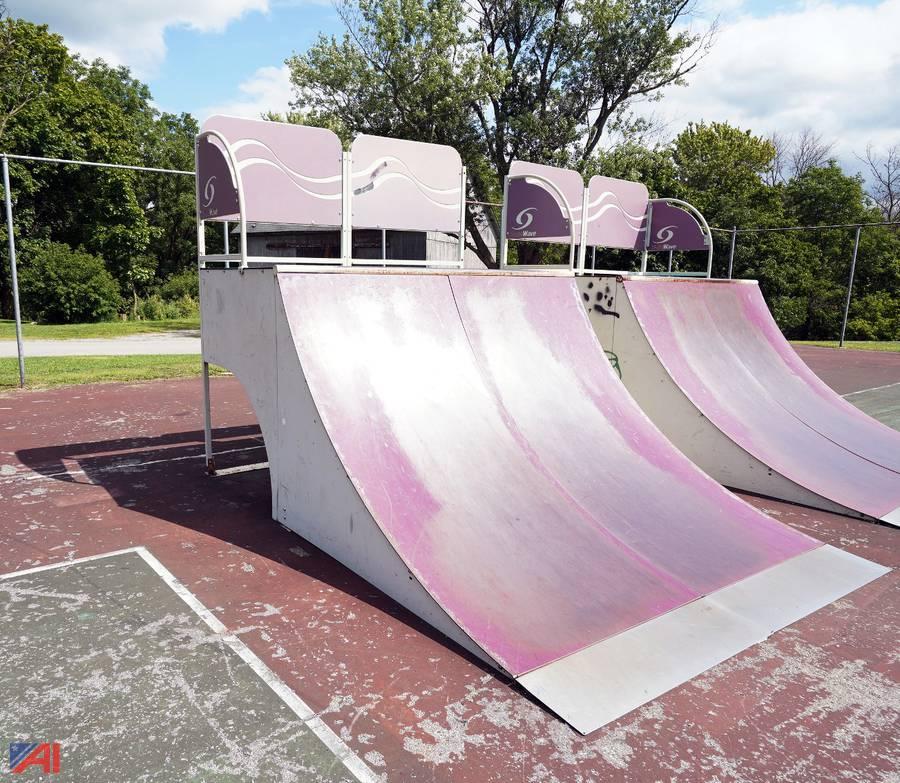 Village of Medina Skate Park-NY #22471