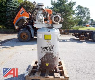 Campbell Hausfeld Vertical Air Compressor