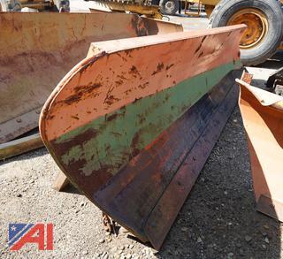 11' Everest Steel Wing Blade