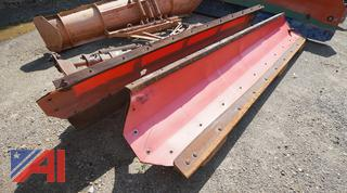 10' Everest Wing Blades for 1 Ton Trucks