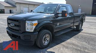 2015 Ford F250 XL Super Duty Pickup Truck