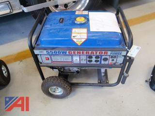 (#44) UST 5500W Generator