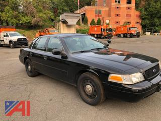 2007 Ford Crown Victoria 4DSD