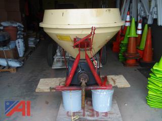 1997 Vicon 303 Fertilizer Spreader
