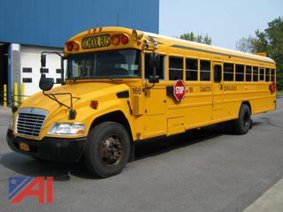 2013 Bluebird Vision School Bus