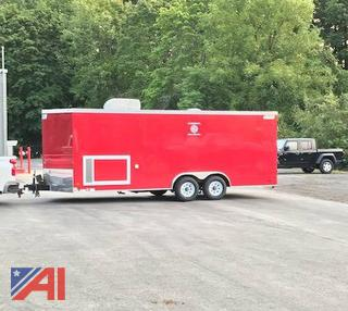 2019 Haulmark 22' Long Enclosed Trailer