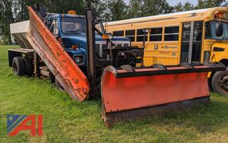 2002 International 2674 Sander Plow Truck