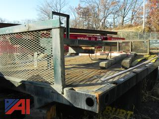 (#34) 12' x 8' Truck Bed