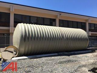 25,000 Gallon Double Wall Fuel Oil Storage Tank (New, Never Installed)