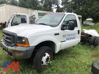 2000 Ford F450 Super Duty Cab and Chassis