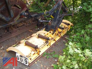 Fisher 8' Minute Mount Plow