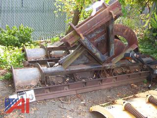 Root 10' Reversible Plow