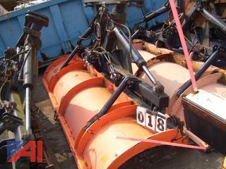 Tenco 10' Reversible Plow