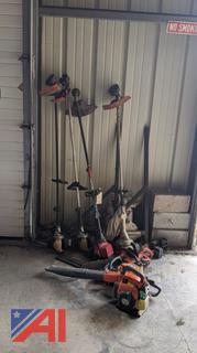 Various Landscaping Tools