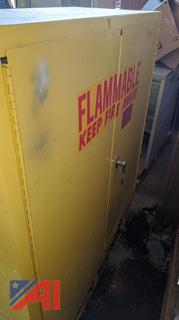 Eagle Flammable Liquids Storage Cabinet