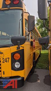 2011 Blue Bird/All American D3FE School Bus