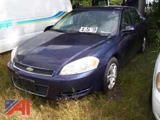 2008 Chevy Impala LS Sedan