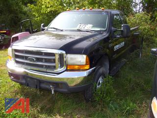 2000 Ford F350 Super Duty Pickup Truck