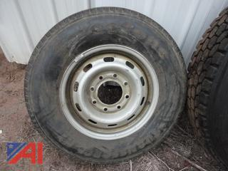 Assorted Used Tires